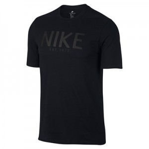 Nike Sportswear Est 1972 T-Shirt – Black