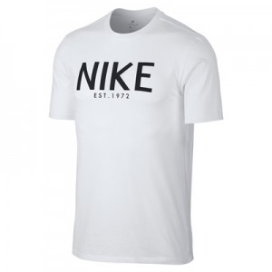 Nike Sportswear Est 1972 T-Shirt – White