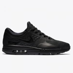 Nike Air Max Zero Essential Trainers – Black