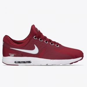 Nike Air Max Zero Essential Trainers – Red