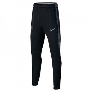 Nike CR7 Dry Squad Pants – Black/Black/Blue Tint/Lt Armory Blue – Kids