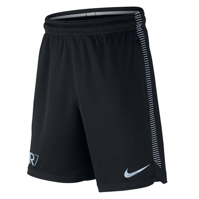Nike CR7 Dry Squad Shorts – Black/Blue Tint/Lt Armory Blue – Kids