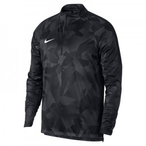 Nike Shield Squad Drill Top – Black