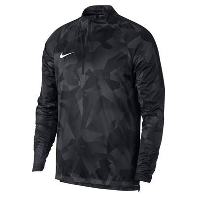 Nike Shield Squad Drill Top – Black
