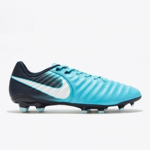 Nike Tiempo Ligera IV Firm Ground Football Boots – Blue