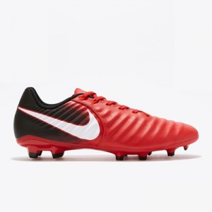 Nike Tiempo Ligera IV Firm Ground Football Boots – Red