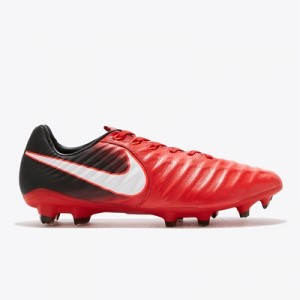 Nike Tiempo Legacy III Firm Ground Football Boots – Red