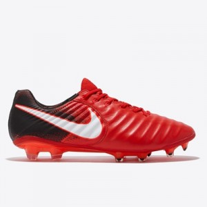 Nike Tiempo Legend VII Firm Ground Football Boots – Red
