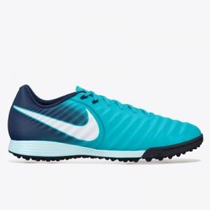 Nike Tiempo Ligera IV Astroturf Trainers – Blue