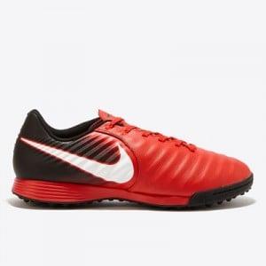 Nike Tiempo Ligera IV Astroturf Trainers – Red