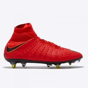 Nike Hypervenom Phantom IIII Dynamic Fit Anti-Clog Soft Ground Pro Foo