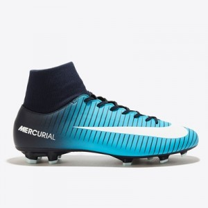 Nike Mercurial Victory VI Dynamic Fit Firm Ground Football Boots – Blu