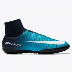 Nike Mercurial Victory VI Dynamic Fit Astroturf Trainers – Blue