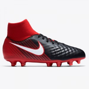 Nike Magista Onda III Dynamic Fit Firm Ground Football Boots – Red – K