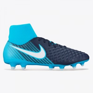 Nike Magista Onda II Dynamic Fit Firm Ground Football Boots – Blue