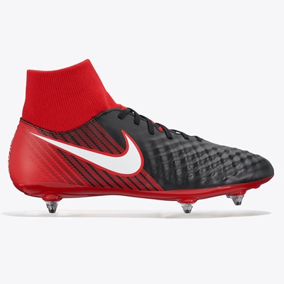 Nike Magista Onda III Dynamic Fit Soft Ground Football Boots – Red