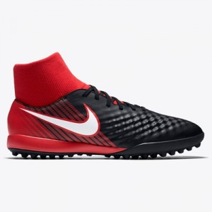Nike Magista Onda III Dynamic Fit Astroturf Trainers – Red