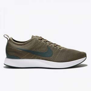 Nike Dualtone Racer Trainers – Olive