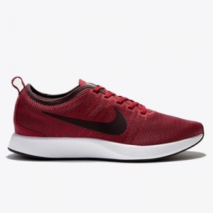 Nike Dualtone Racer Trainers – Red