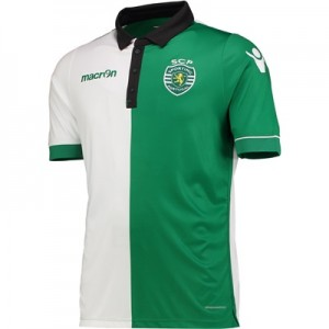 Sporting Lisbon Third Shirt 2017-18