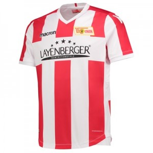 Union Berlin Home Shirt 2017-18