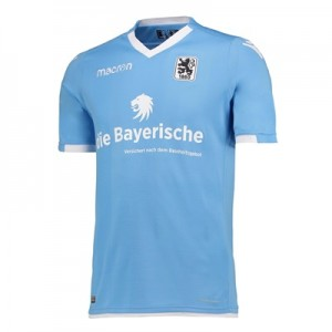 1860 Munich Home Shirt 2017-18