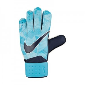 Nike Match Goalkeeper Football Gloves – Blue