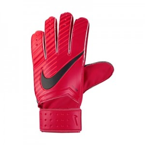 Nike Match Goalkeeper Football Gloves – Red