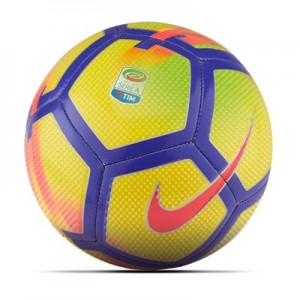 Nike Serie A Skills Miniball – Yellow