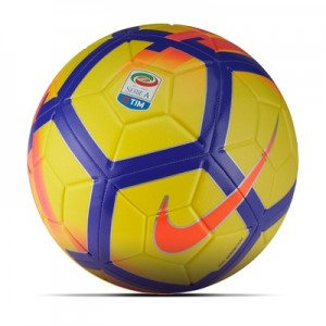 Nike Serie A Strike Football – Yellow