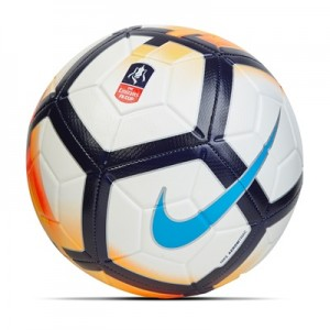 Nike FA Cup Ordem V Official Match Football – White
