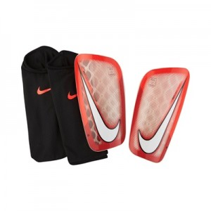 Nike Mercurial Flylite Shinguards – Red