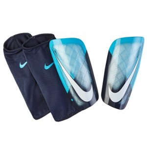 Nike Mercurial Lite Shinguards – Blue