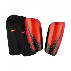 Nike Mercurial Lite Shinguards – Red