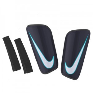 Nike Mercurial Hardshell Shinguards – Blue