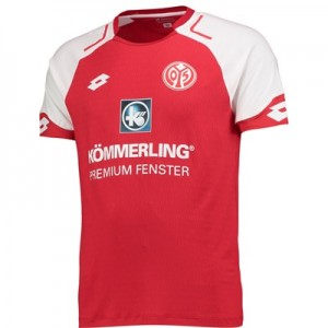Mainz 05 Home Shirt 2017-18 – Kids