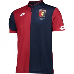 Genoa Home Shirt 2017-18