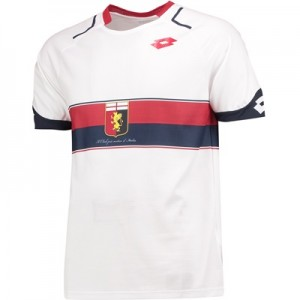 Genoa Away Shirt 2017-18
