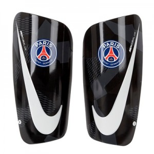 Paris Saint-Germain Merc Lite Shinguards – Black