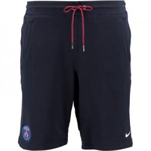 Paris Saint-Germain Authentic Shorts – Dk Blue