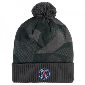 Paris Saint-Germain Crest Beanie - Black