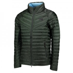 Manchester City Authentic Down Jacket – Green