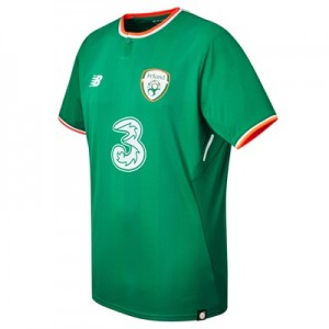 Republic of Ireland Home Shirt 2017-19