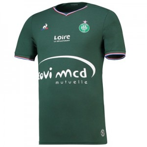 St Etienne Home Shirt 2017-18