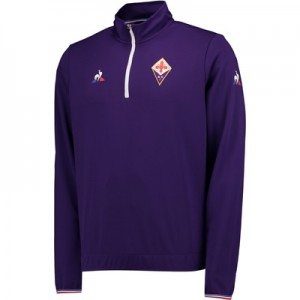 Fiorentina Training Quarter Zip Top – Violet