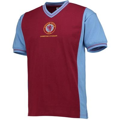 Aston Villa 1982 European Cup Winners Shirt
