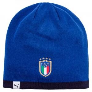 Italy Reversible Beanie – Blue