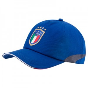 Italy Training Cap – Blue
