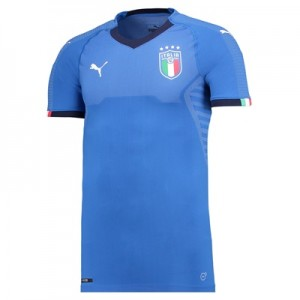 Italy Authentic Home Shirt 2018