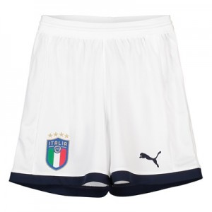 Italy Away Shorts 2018 – Kids